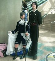 Anime Expo - Black Butler by aidahayou