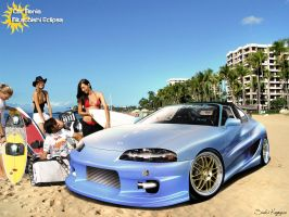 Mitsubishi Eclipse by CaR-MaNiA