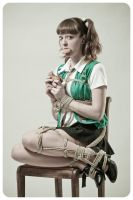 Knotty Girl Scout I by DanielleCory