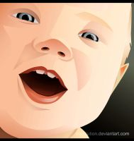 Baby Face by Exprilution