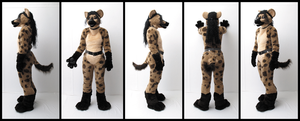 Titana Crotu Fursuit V 2.0 by TitanaCrotu
