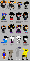 Homestuck According to my Sister by oO-Pie-the-Epic-Oo