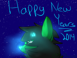 Happy new years by M0ssie