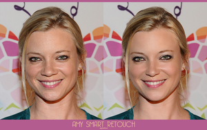 Amy Smart Retouch by theskyinside