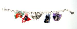 Batman Charms by batchix