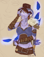 WoW Gold Commission: Ibiyaa by MischiArt