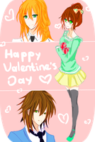 TH: Valentines Day by nenenin