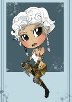 Commission chibi - 1 by Liaze