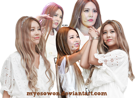 [PNG's Pack] Pack #3 - PNG Render Qri by Mye by myesowon