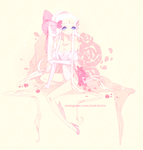. Rose Milk . by Zombutts