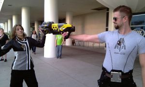SDCC 2012 - You Caught Me by RebelATS