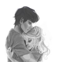 031. Percabeth by chelx