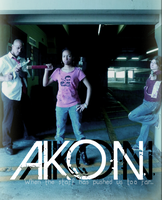 L4D Akon Poster by MonkeyHeartless