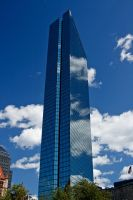 John Hancock Tower by dpierce1313