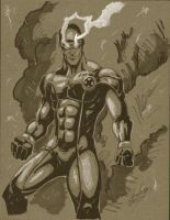 Cyclops by Jason-FH-Art