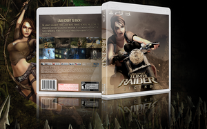 [Box Art] Tomb Raider: Legend by Richard-Croft