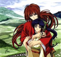 Kenshin by nihal83