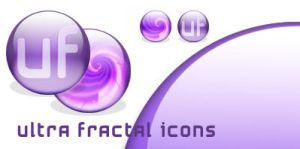 Ultra Fractal Icons by Scully7491