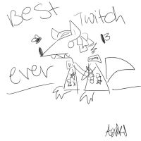 BEST TWITCH EVER by AsukiWolf