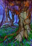 enchanted forest by littel-lit