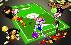 Arena Soccer by RBM-Ink