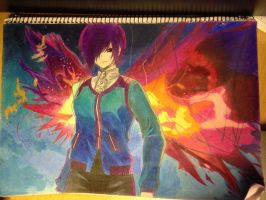 Impossible Touka Last WIP! by Greg1195