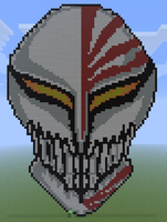 Minecraft - Hollows Mask by Unstable-Life