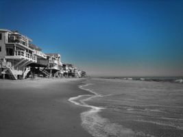 Malibu Beach by naranch