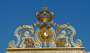 Gates of Versailles by MorrighanGW