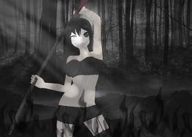 I am not the shadow by venna4483