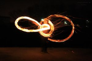 I and my 1st poi by Sangvinar