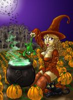Finished Halloween 2005 by DeuceOhNegative