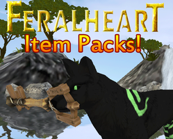 .:FH: Item Packs:. by Goddess-of-BUTTSECKS