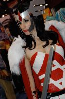 Lady Sif by cosplaynut
