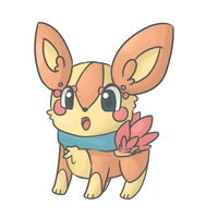 Pokefied July by pinkbunnii