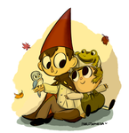Over the Garden Wall by MeloDenesa