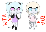 DTA And WTA Ikons {OPEN} by Tomboy-Kei