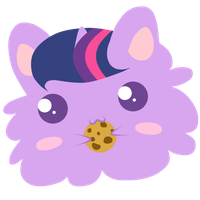 Pet Twilight Sparkle by Oathkeeper21