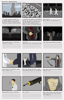 Storyboard Assassination by Judan