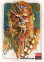 Chewie Galaxy 5 by markmchaley