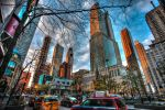Magnificent Mile HDR by delobbo