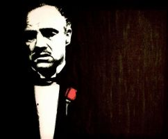 The Godfather by Don-Berry