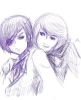 Ciel And Alois by whitewestie13