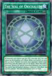The Seal of Orichalcos by CardHunter