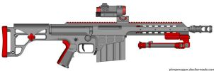 exhumed sig-343 rifle by aniviod2904