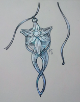 The Evenstar by Tekona