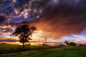 stormy clouds by stg123