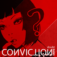 Conviction Doubt CD Cover by riltonjunior