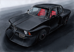BMW 320i Turbo IMSA  Street Legal by vsdesign69