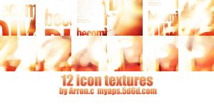 ICON textures by Arronic9